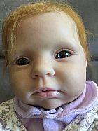 Boneca bebe reborn
