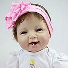 Bonecas realista reborn princesa linda