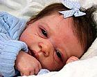 Boneca bebe reborn rafaela parece real