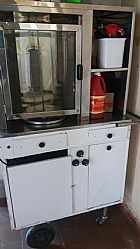 Maquina de churrasco grego em bh
