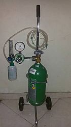 Cilindro de oxigíªnio