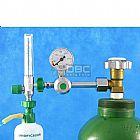 Cilindro de oxigenio medicinal 1m³ 3 litros carregados