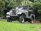 Jeep willys 1959 original