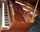 Piano 1/4 cauda alemao zimermann madeira nobre macica