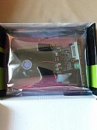 Placa de video ddr3 novo