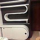 Rack e estante para escritorio ou sala
