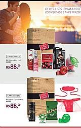 Kit erotico dia dos namorados sex shop doce pimenta