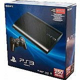 Playstation 3 super slim 250 giga