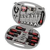 Kit de ferramentas schulz - 34 pecas
