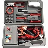 Kit ferramentas emergencia para carros com 32 pecas eda -9nu