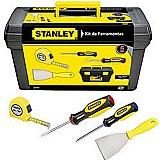 Kit de ferramentas manuais 5 pecas stanley