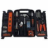 Jogo de ferramentas black&decker bd73727 com estojo - 50 pecas