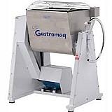 Amassadeira basculante 60 kg trifasico 3 cv - gastromaq