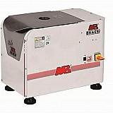 Amassadeira rapida ar-50 capacidade 5 kg motor de 1 cv braesi