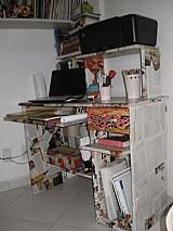 Mesa de computador estudo personalizada