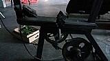 Bicicleta ergometrica antiga