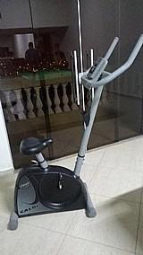 Bicicleta ergometrica com pouco uso