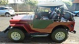 Jeep (overland) willys,  ano 1950