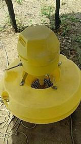 Bomba oxigeio aerador chafariz weemac p/piscicultura