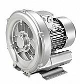 Aerador compressor radial