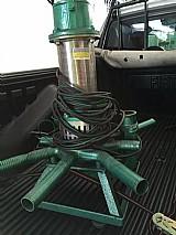 Aerador submersivel spiderjet hidrosul