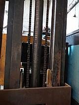 Empilhadeira eletrica usada