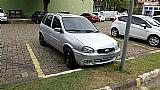 Corsa 1.0 ano 2002  prata