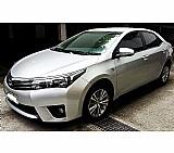 Toyota corolla xei 2.0 top de linha 2015 novissimo
