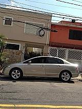 Honda civic prata 2008