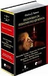 Dicionario de terminologia juridica