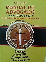 Manual do advogado no novo cpc