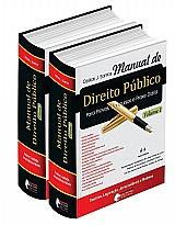 Manual de direito publico 2 volumes