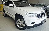 Jeep grand cherokee branco 2012 - 2012