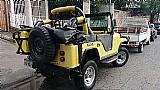 Jeep w amarelo 1975