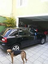 Audi a3 1.6 4 portas preto - 2000