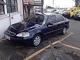 Honda civic lx 1.6 azul - 1999