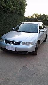Audi a3 prata ano 2003