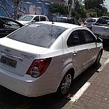Chevrolet sonic branco ano 2013