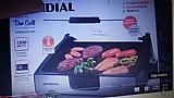 Chapa mondial grill inox