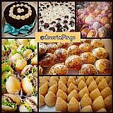 Salgados / doces e bolos