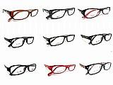 Armacao oculos com 50% de desconto