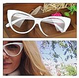 Armacao de oculos gatinho r$50
