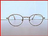 Armacao oculos roma tecno grau original vintage