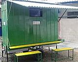 Banheiro com area de vivencia p/ 4 pessoas