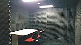Cabine acustica gravacao jf-gc 120/200 1, 20x2, 00