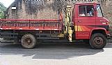Caminhao mb 608 d 1977 munck operacional