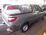 Fiat strada cinza 2014 /  2015