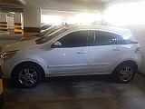 Chevrolet agile branco 2012