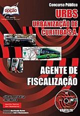 Urbanizacao de curitiba s.a. (urbs)  agente de fiscalização