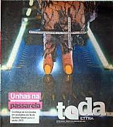 Unhas na passarela,     conheca as novidades em esmaltes,     revista toda extra nº 61
